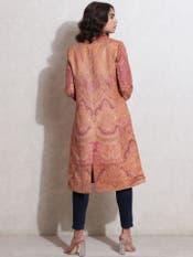 Light Brown Suede Coat