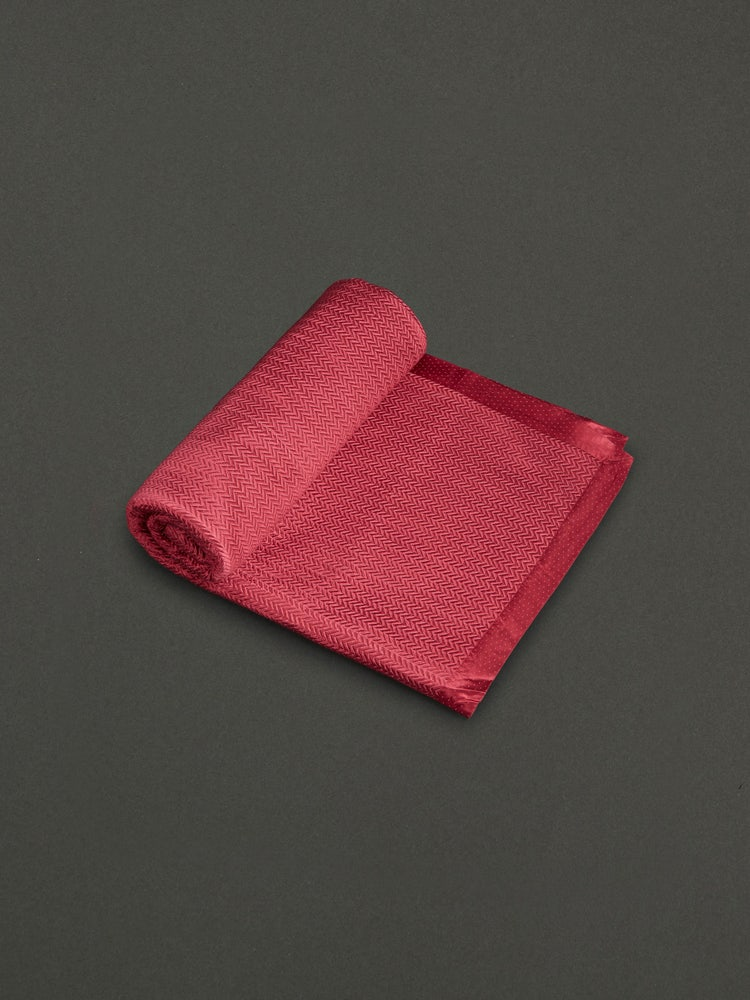 Pink Chidambaram King Size Coverlet