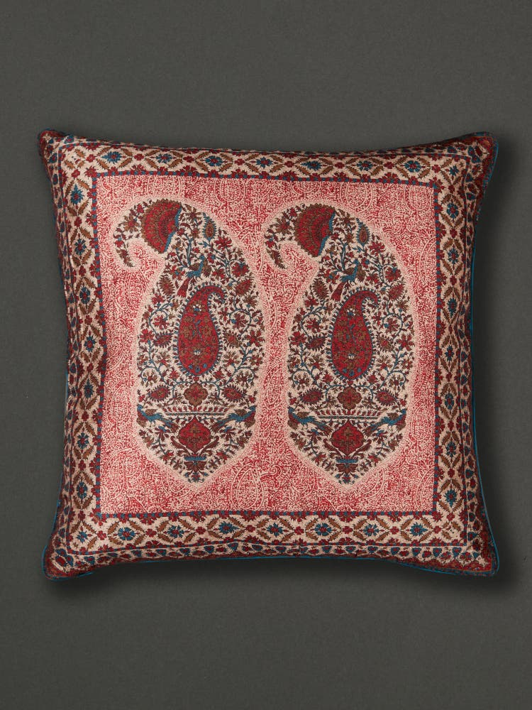 Kalash Square Cushion with Filler