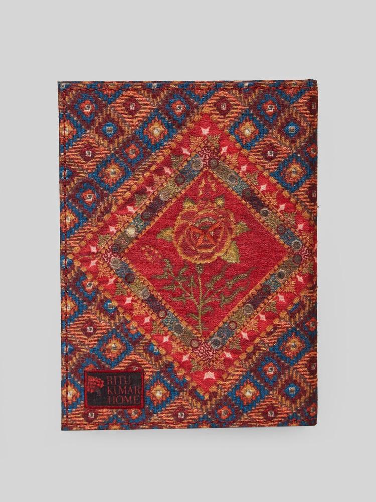 Red Kutch Print Journal
