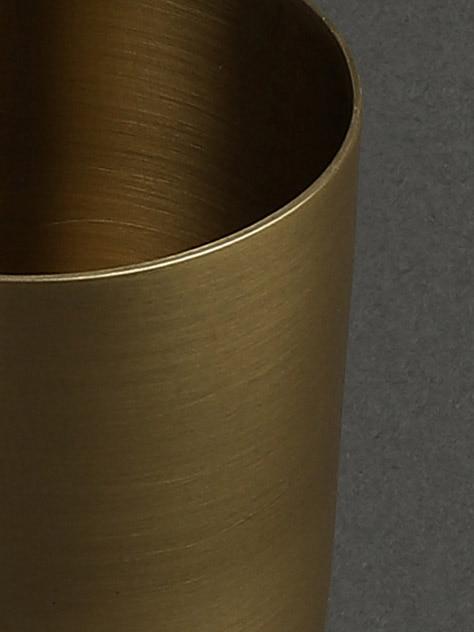 Brass Cochin Kansa Glass