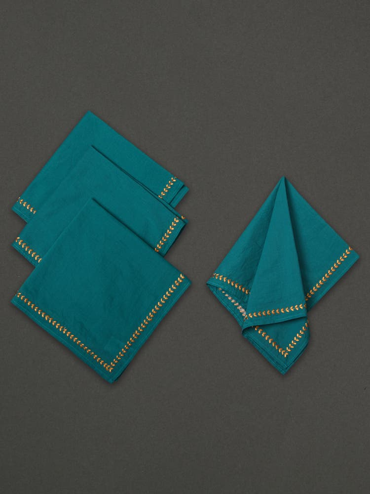 Jal Mahal Dinner Napkin (Set of 4)