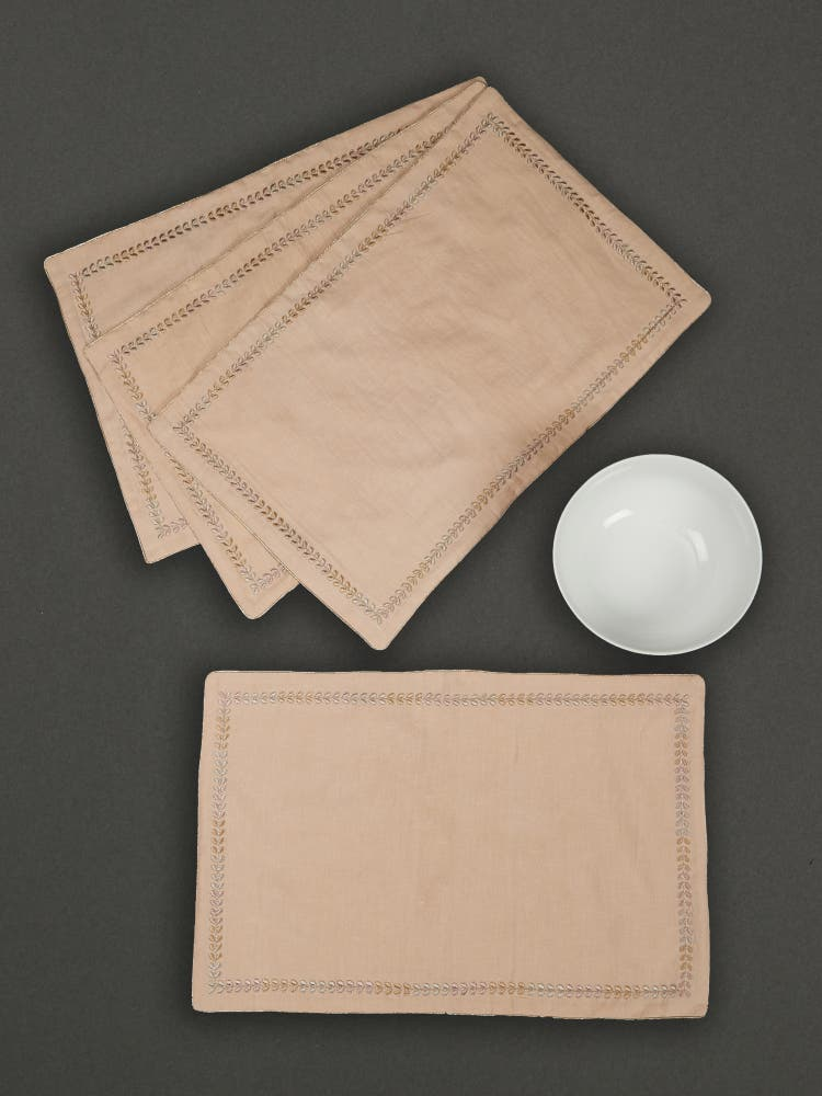 Chidambaram Placemat (Set of 4)
