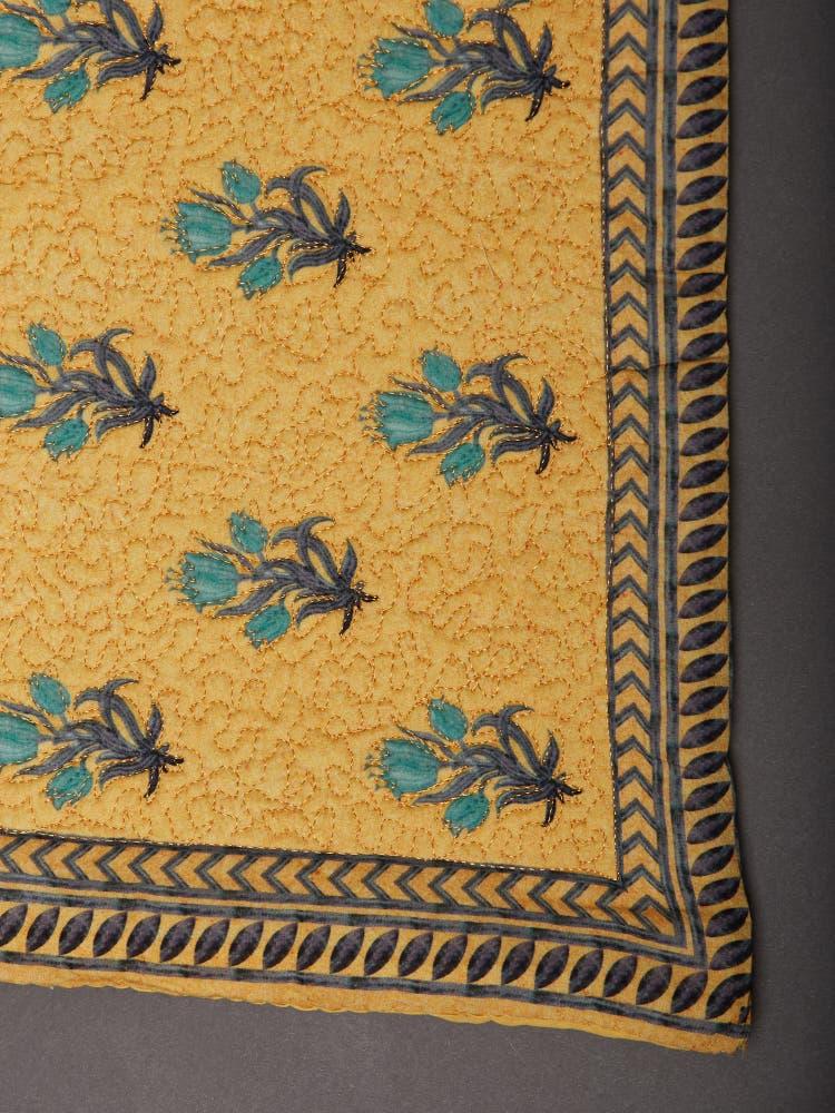 Yellow Jal Mahal Placemats (Set of 4)