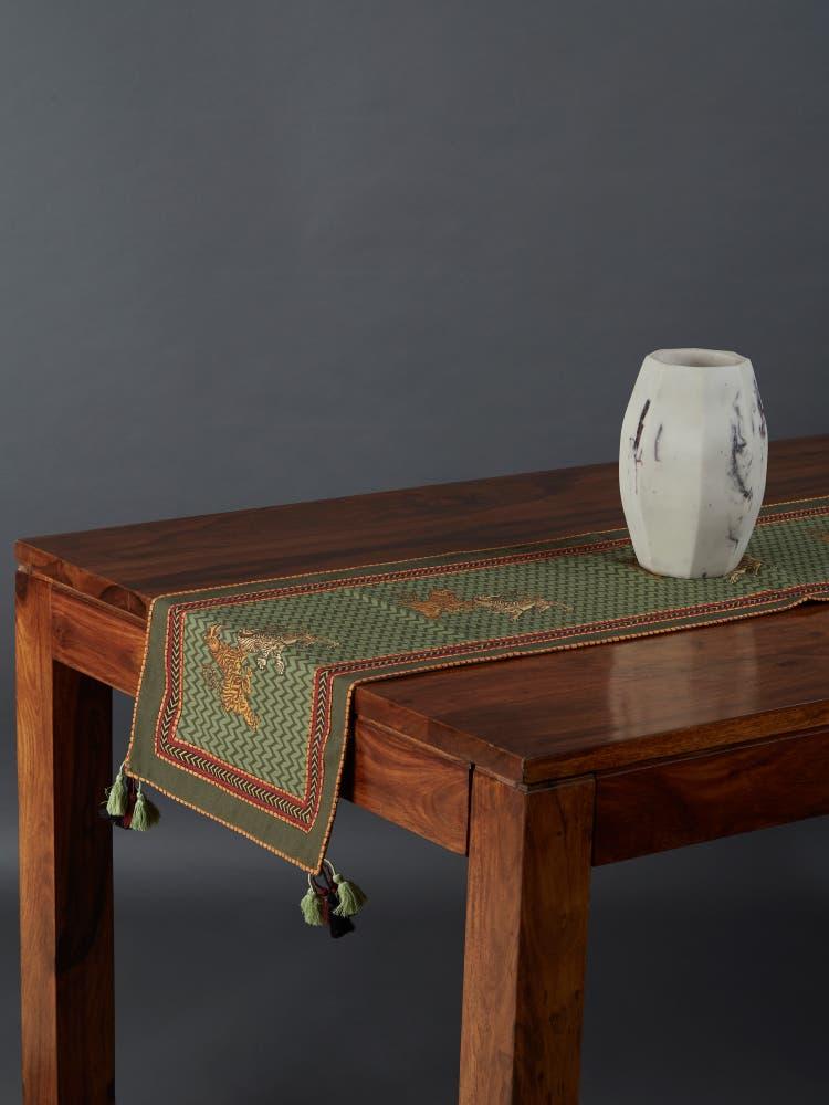 Baagh Table Runner