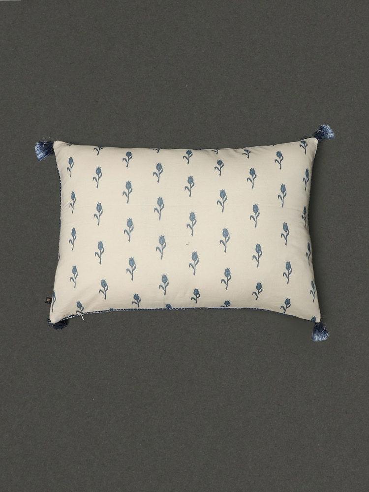 Blue Jalmahal Pillow Sham