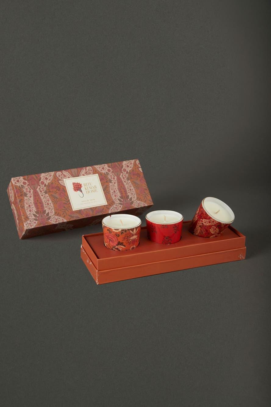 Black Opium Miniature Candle Set (Set of 3)