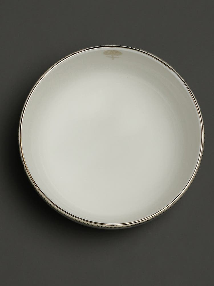 Beige Uttama Serving Bowl