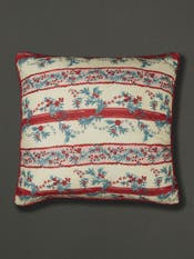 Chidambaram Floral Cushion with Filler