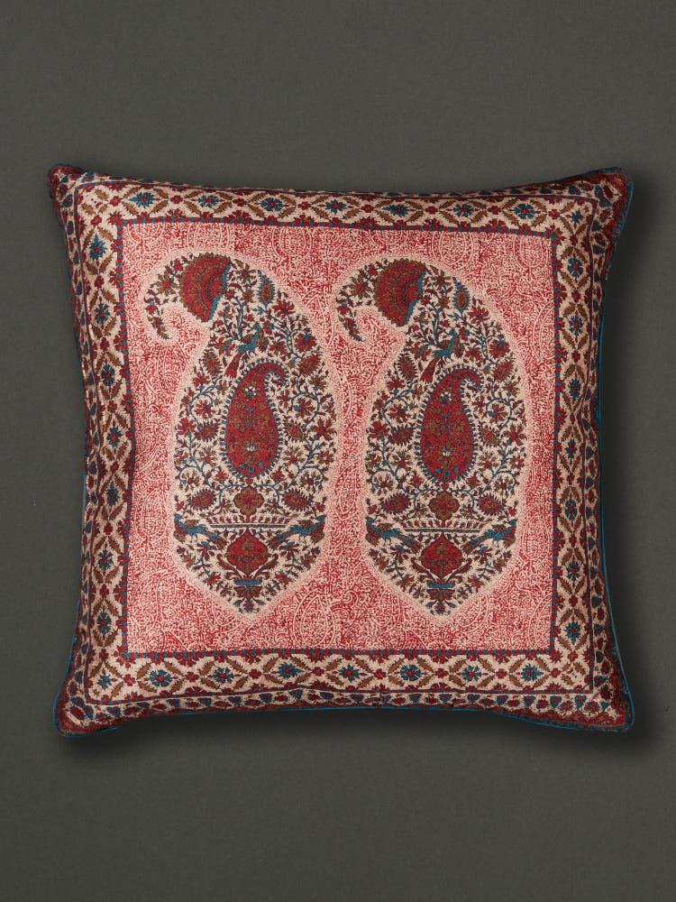 Kalash Square Cushion with Filler