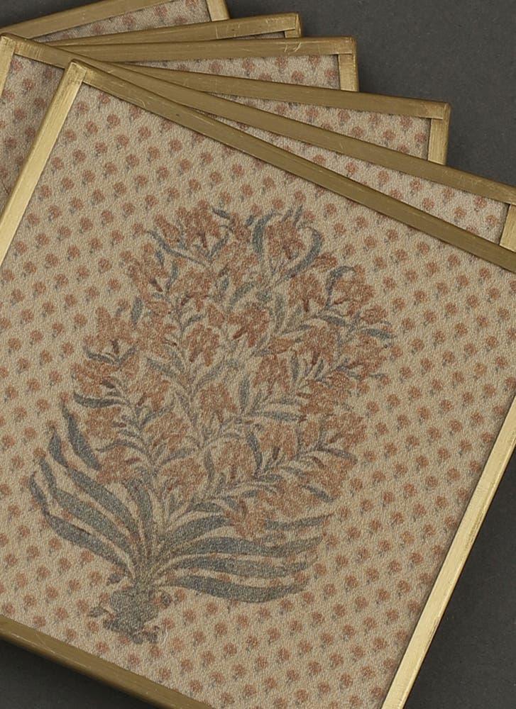Uttama Print Coasters (Set of 6)