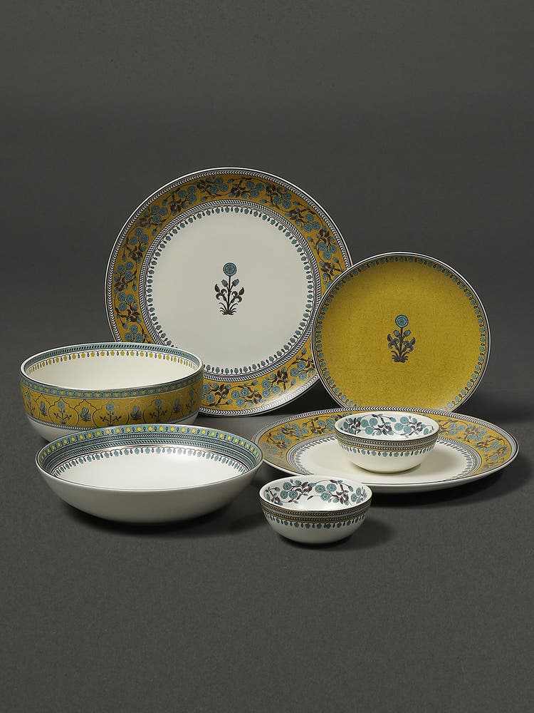 Jalmahal Dinner Set