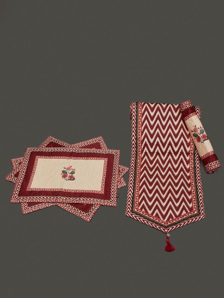 Flora Table Linen Set