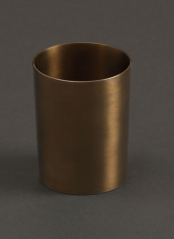 Antique Brass Kansa Glass