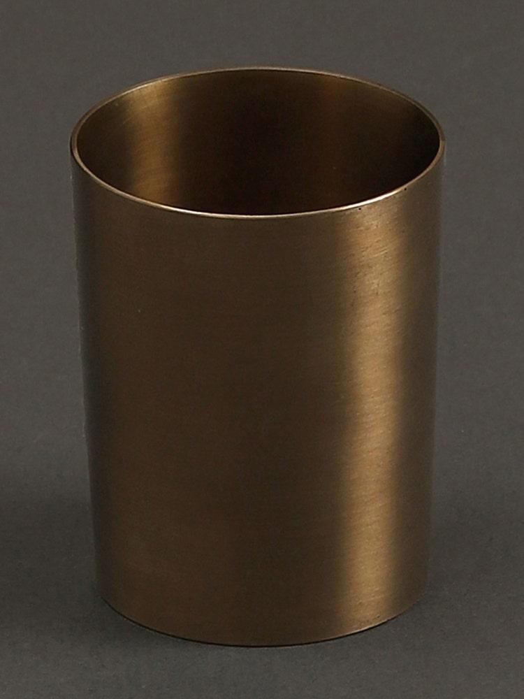 Brass Antique Kansa Glass