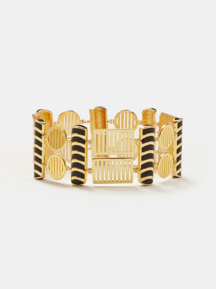 Golden Aamer Bracelet
