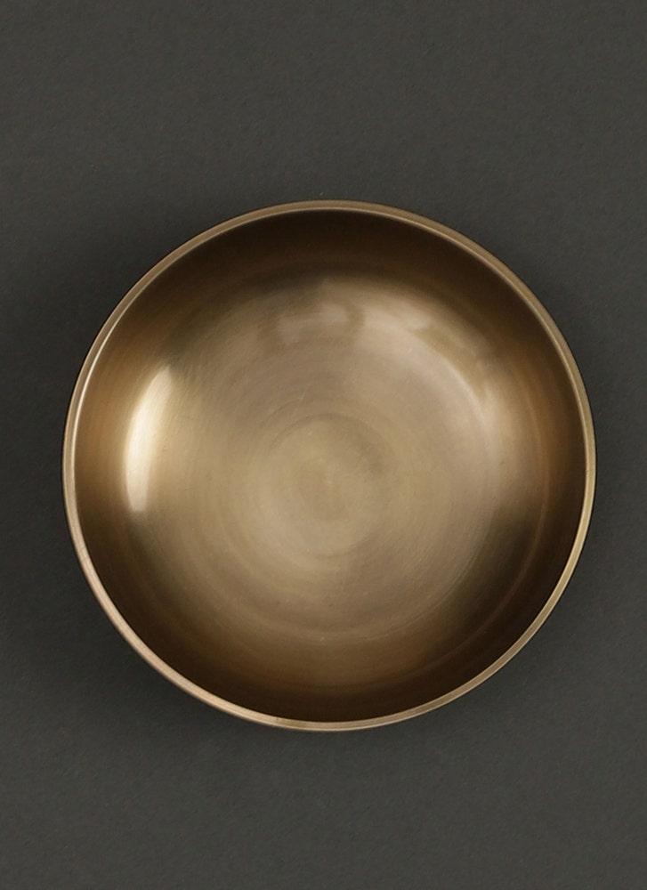 Antique Brass Kansa Dessert Bowl