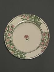 Beige Uttama Dinner Plates (Set of 2)