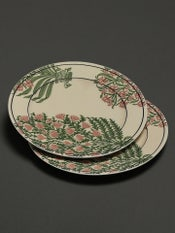 Beige Uttama Side Plates (Set of 2)