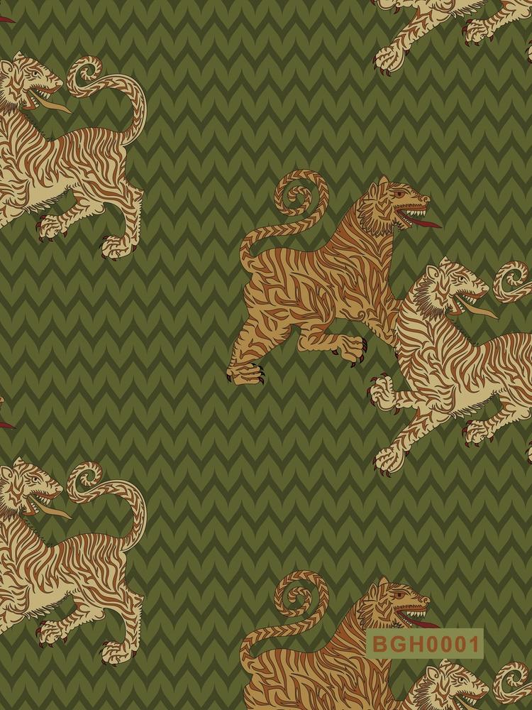 Baagh Canvas Fabric
