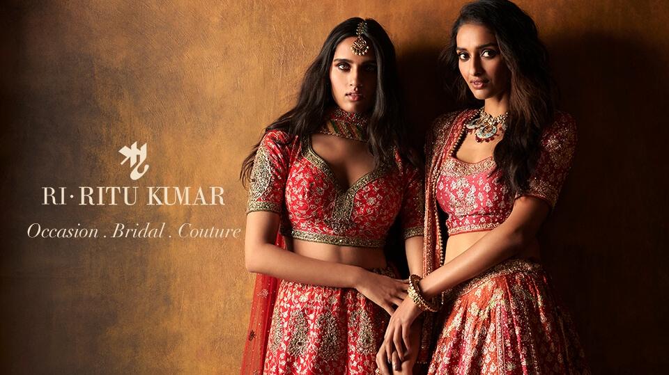 Ritu Kumar Official Site