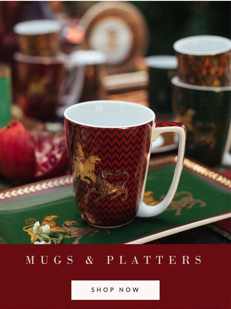 Mugs & Platters