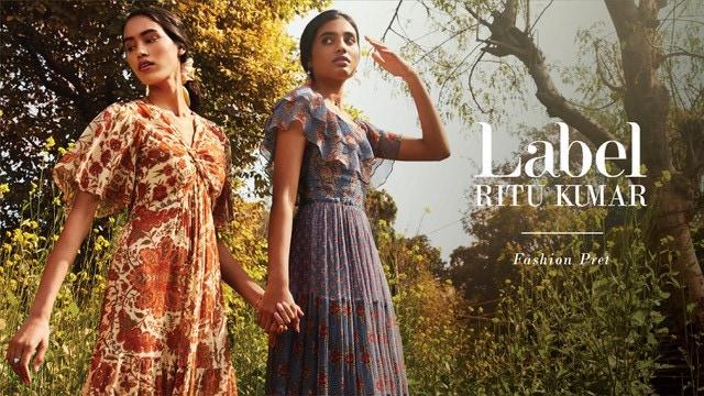 Label Ritu kumar